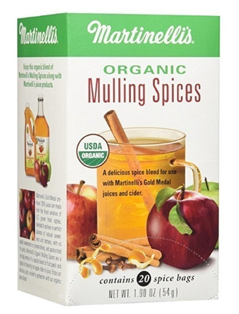 Martinelli's  Organic Mulling Spices 1