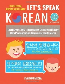 Top 10 Best Books to Learn Korean in 2021 (Big Hit Entertainment, Korean From Zero!, and More) 3