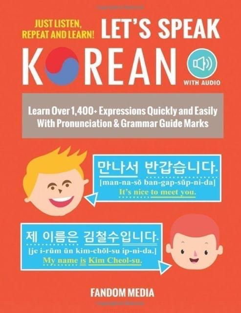 Fandom Media Let's Speak Korean! 1