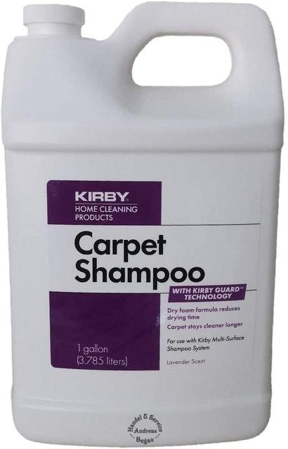 Kirby Carpet Shampoo  1