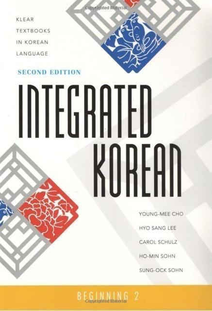 University of Hawaii Press Integrated Korean: Beginning 2, 2nd Edition 1