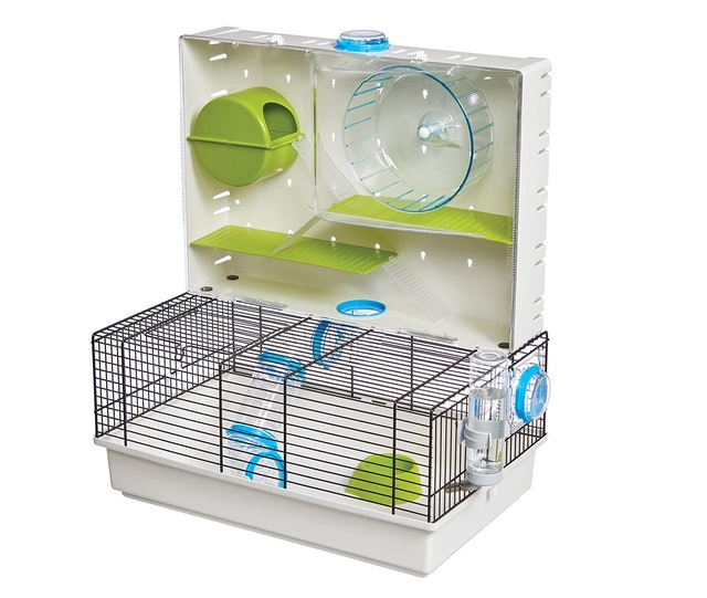 MidWest Homes for Pets Arcade Hamster Cage 1