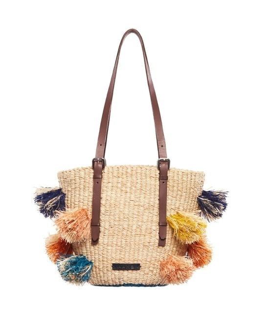 Aaks Hawa Rainbow Tote Bag 1