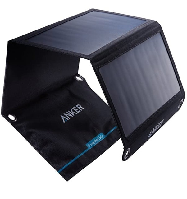 Anker 2-Port USB Portable Solar Charger  1