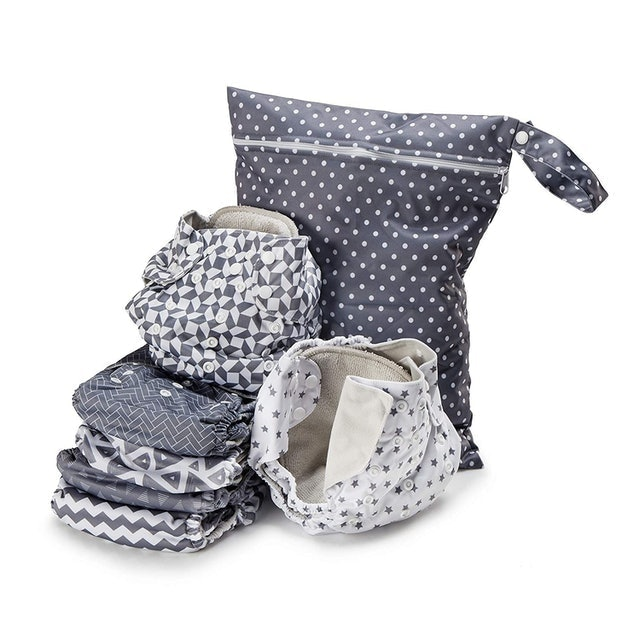 Simple Being Reusable Cloth Diapers  1
