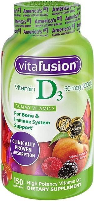 Vitafusion Vitamin D3 1