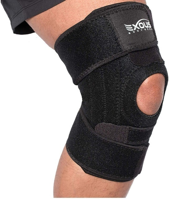 EXOUS Knee Brace Support Protector 1