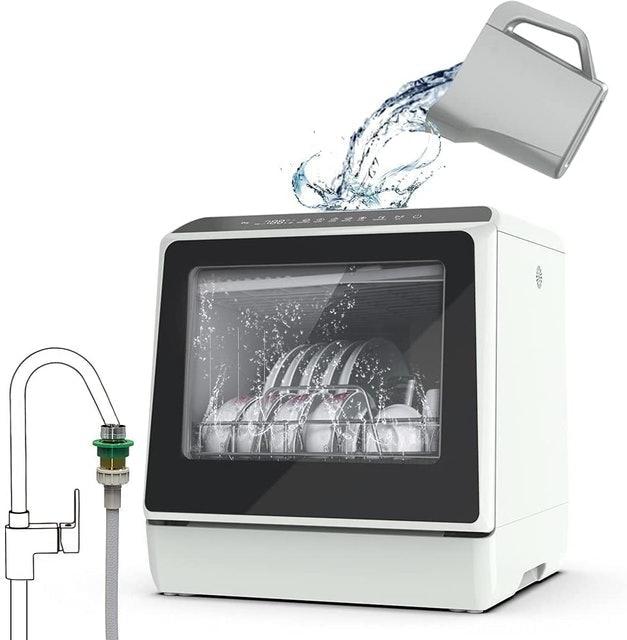 Kapas Portable Countertop Dishwasher 1