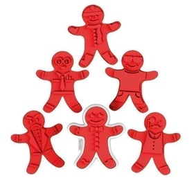 Top 10 Best Christmas Cookie Cutters in 2020 (Ann Clark, Wilton, and More) 4