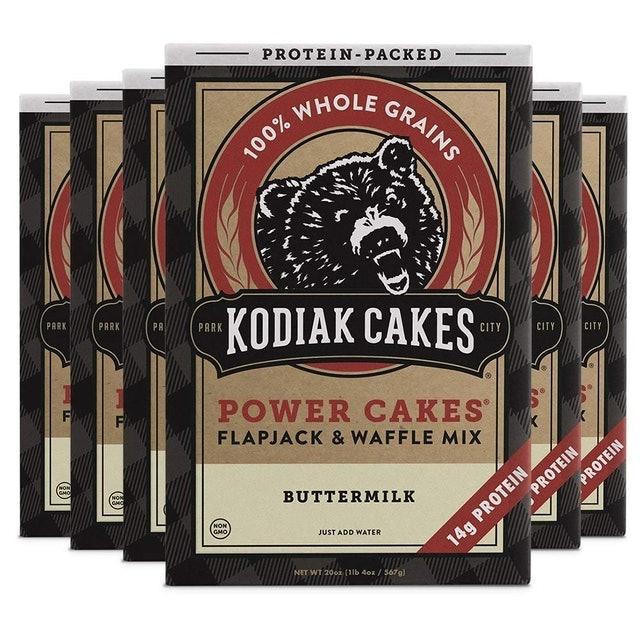 Kodiak Cakes Protein Pancake Power Cakes 1