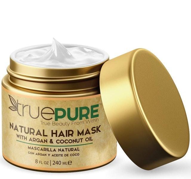 TruePure Natural Hair Mask 1