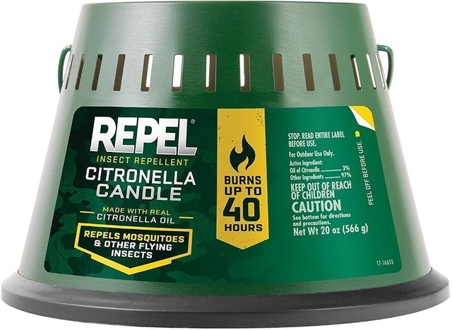 Repel Insect Repellent Citronella Candle 1