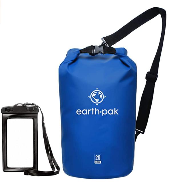 Earth Pak Waterproof Dry Bag 1