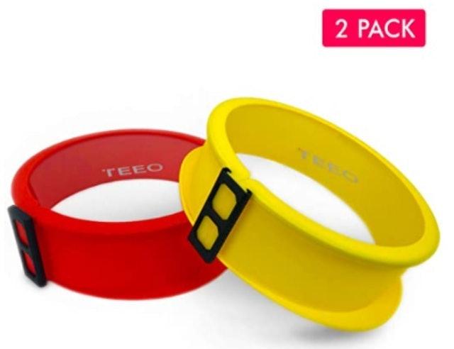 Teeo Silicone Springform Non-Stick Baking Pan 1