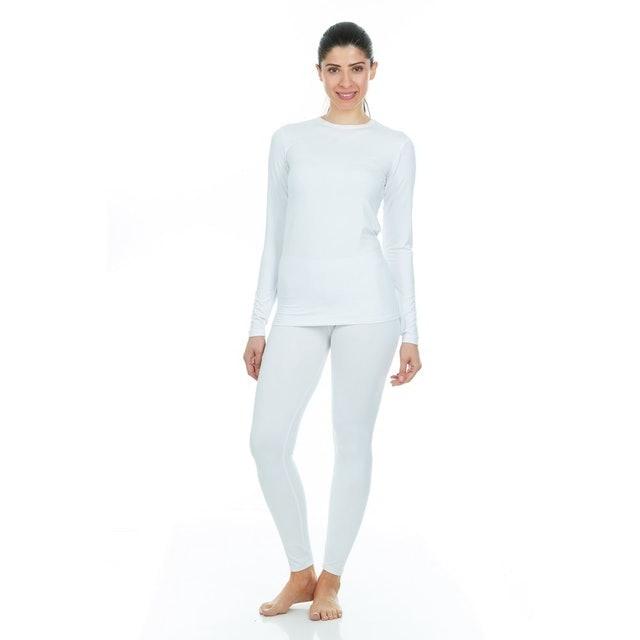 Thermajane Ultra Soft Thermal Underwear Long Johns Set 1
