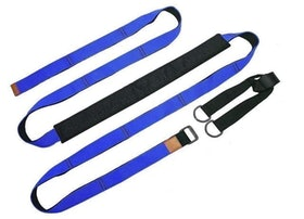 Top 10 Best Yoga Straps in 2021 (Yoga Instructor-Reviewed) 1