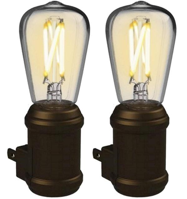 Westek LED Vintage Night Light 1