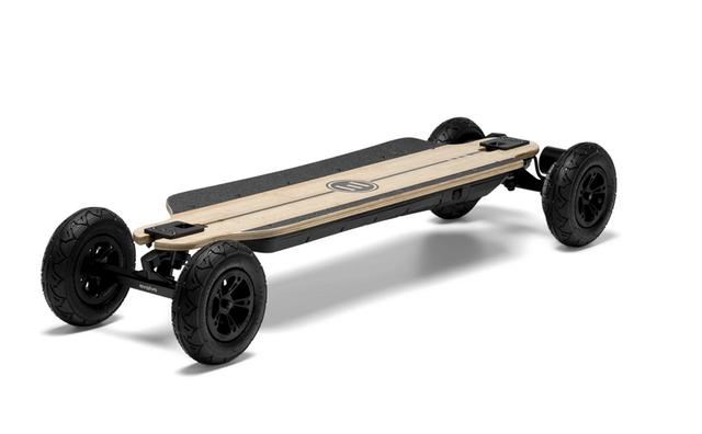 Evolve Skateboards Bamboo GTR All-Terraini 1
