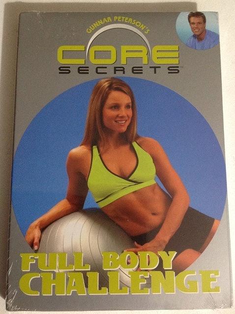 Gunnar Peterson Core Secrets - Full Body Challenge 1