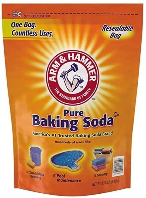 Arm & Hammer Baking Soda 1