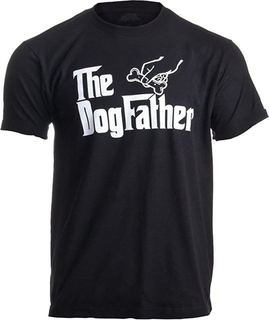 Gifts for Dog Lovers Ann Arbor T-Shirt Co. The Dogfather 1