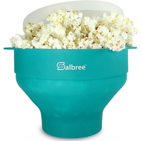 Top 9 Best Microwave Popcorn Poppers in 2021 (Cuisinart, Nordic Ware, and More) 4