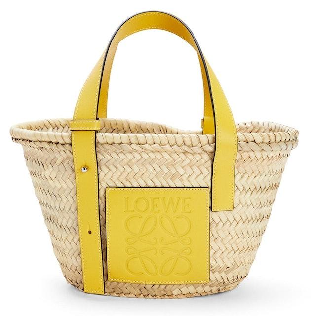 Loewe Small Basket Bag 1