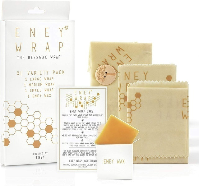 ENEY The Beeswax Wrap 1