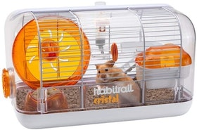 Top 10 Best Dwarf Hamster Cages in 2020 (Habitrail, Prevue Pet Products, and More) 4