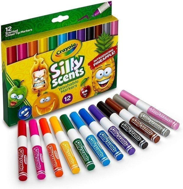 Crayola Silly Scents 1