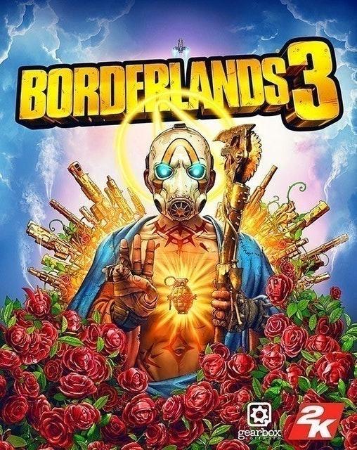2K Games  Borderlands 3  1