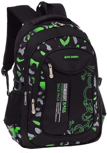 Fanci Elementary Middle High School Backpack 1
