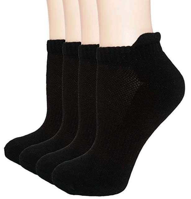 Formeu Women's Athletic Low Cut Ankle Socks 1