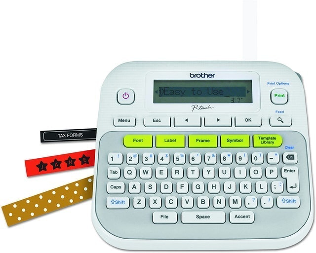 Brother P-Touch Label Maker 1