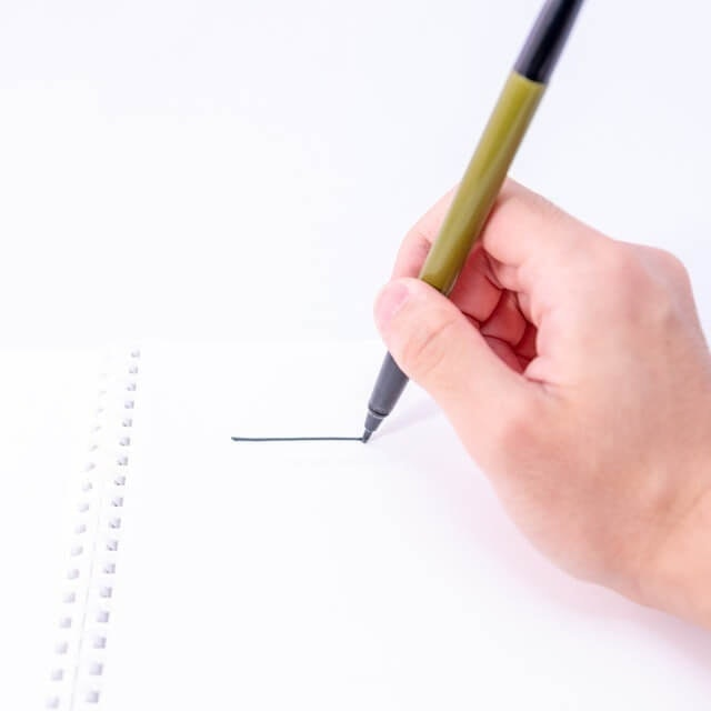 Platinum Pen Co. Souhitsu Hanekofude 1