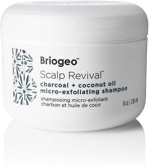 Briogeo Scalp Revival Charcoal and Coconut Oil Micro-Exfoliating Shampoo 1