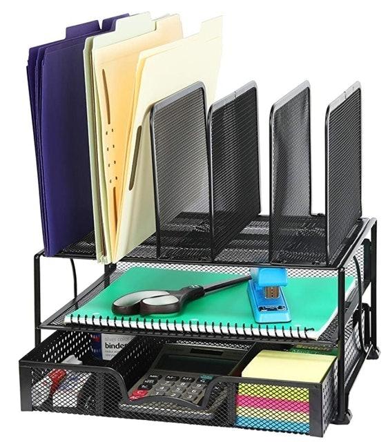 Simple Houseware Mesh Desk Organizer 1