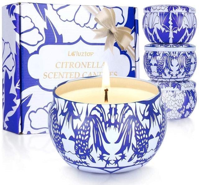 Laluztop Citronella Candles  1