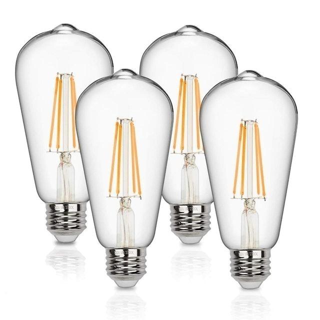 Seaside Village Vintage LED Edison Bulbs 1