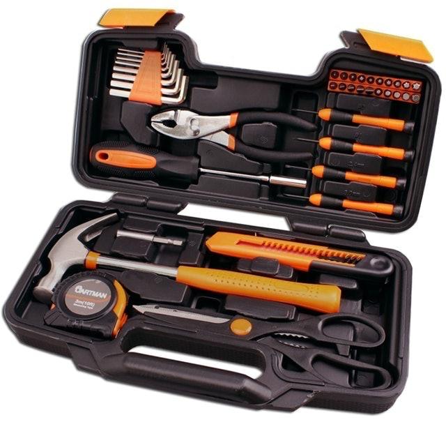 CARTMAN 39-piece Tool Set 1