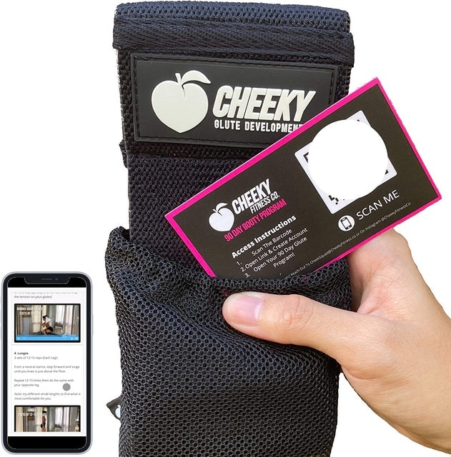 Cheeky Fitness Booty Bands 1