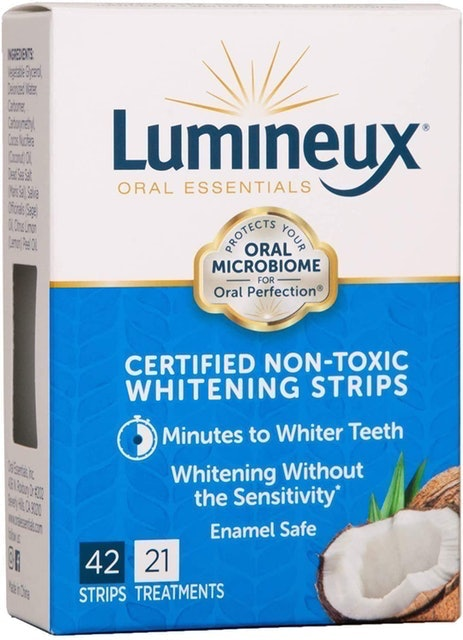 Lumineux Certified Non-Toxic Whitening Strips  1