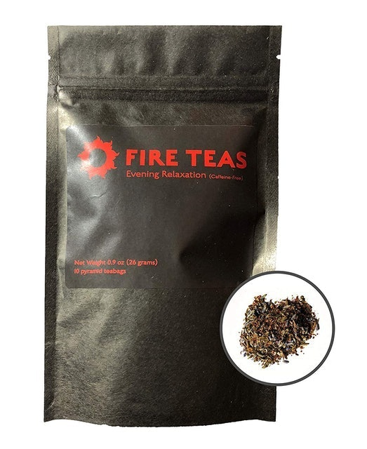 Fire Teas Evening Relaxation 1
