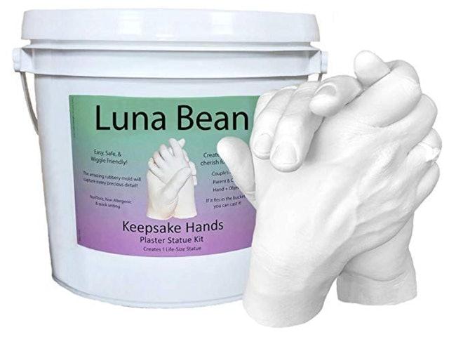 Luna Bean Keepsake Hands 1