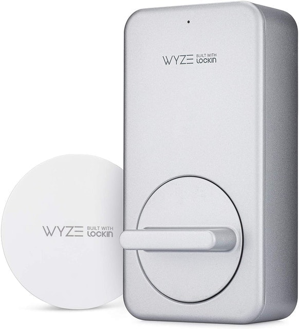 Wyze Wi-Fi and Bluetooth Enabled Smart Lock 1