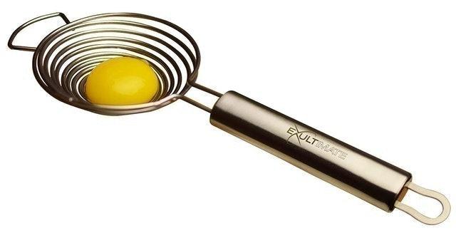 Exultimate Stainless Steel Egg Separator 1