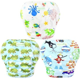 Top 10 Best Reusable Diapers in 2021 (Mama Koala, Nora's Nursery, and More) 4