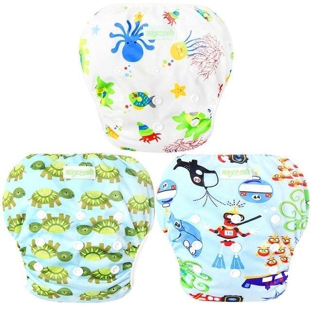 Wegreeco Baby Swim Diaper 1