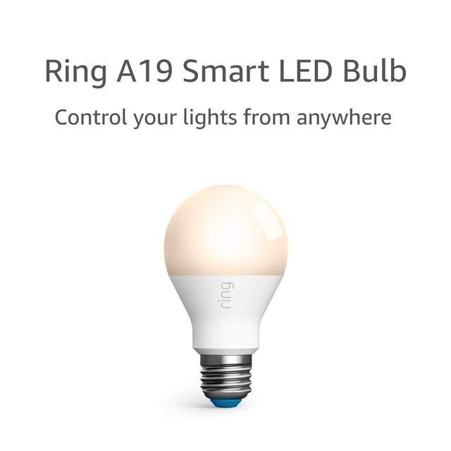 Ring Smart LED Bulb 1