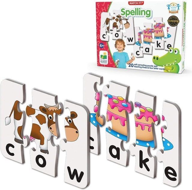The Learning Journey Store Match it! Spelling 1